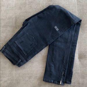 Ksubi jeans about women's.  Never worn size 4/26